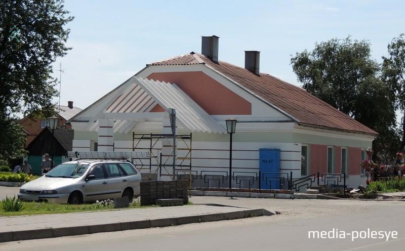 Административное здание горсовета