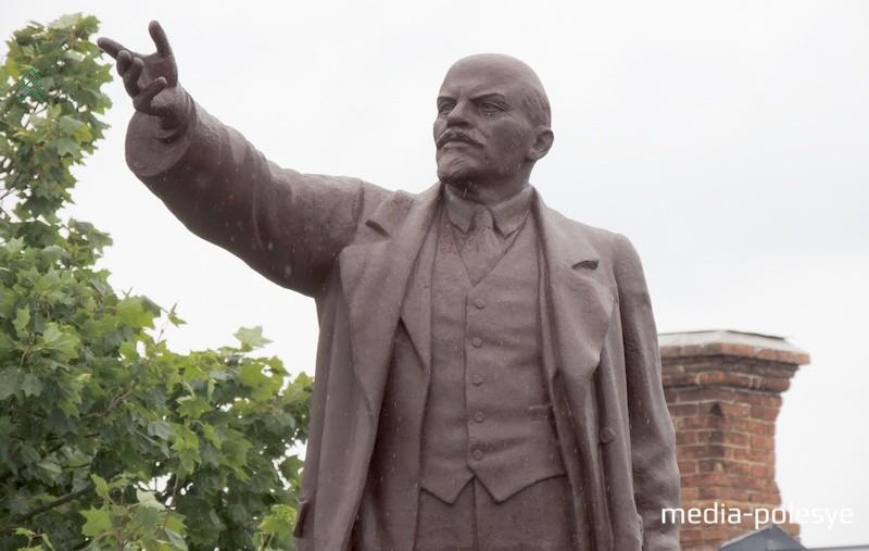 «Отреставрированный» Ленин