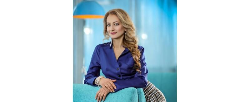 Лилия Олейник. Фото - пресс-служба
