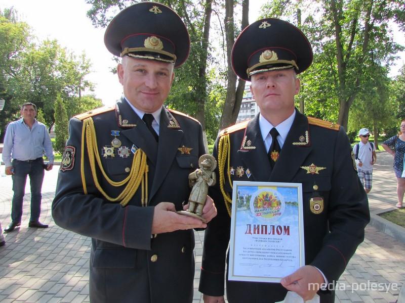 Участников фестиваля наградили памятными дипломами и сувенирами