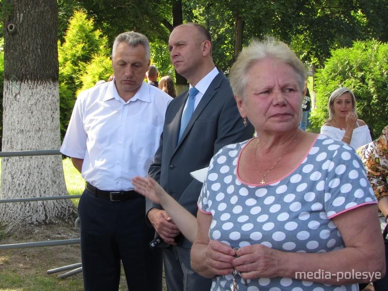 Мэр города Иван Ревковец