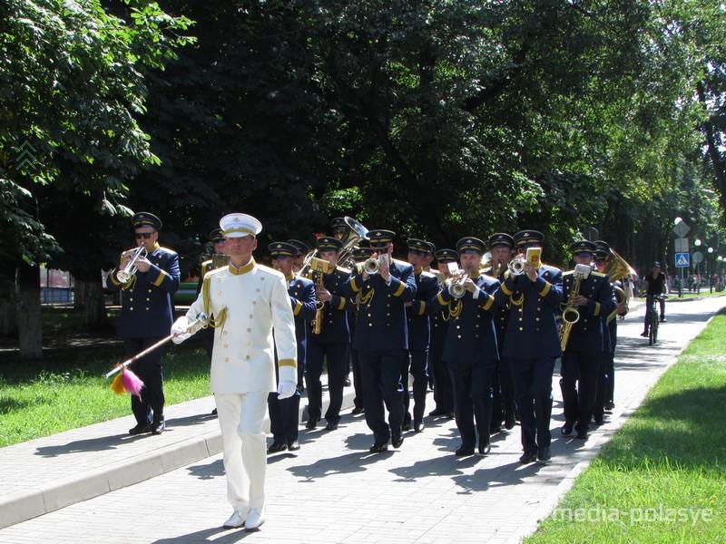 Концертный оркестр духовой и эстрадной музыки под управлением Михаила Агиевича