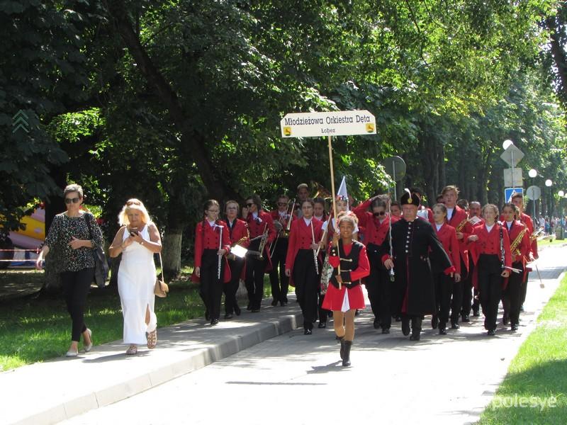 Молодёжный духовой оркестр Лобезского Дома культуры