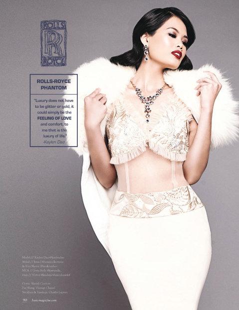 Viktorija Pashuta / Basic Magazine