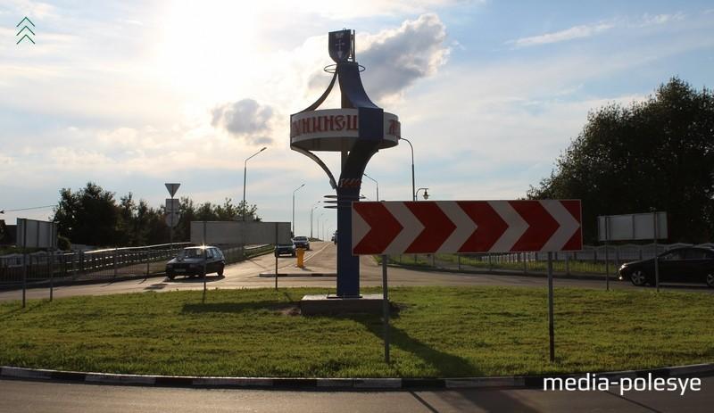 Вид со стороны проспекта Машерова