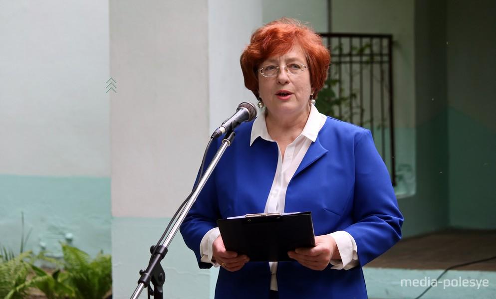 Директор музея Светлана Веренич