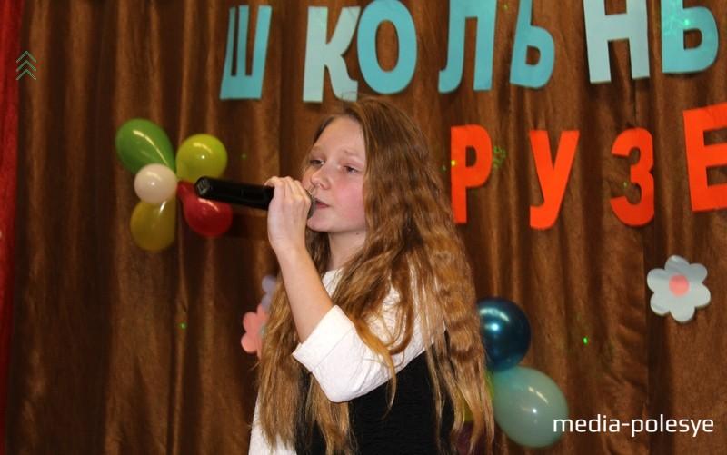 Музыкальный подарок от Юлии Наукович