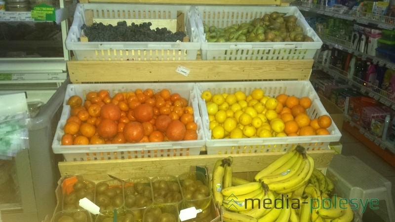 Вот он, выбор фруктов