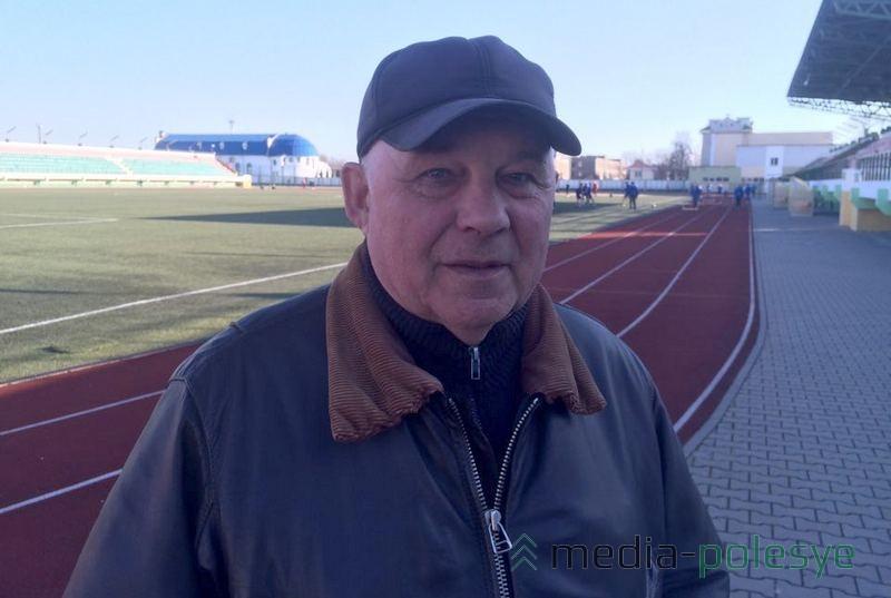 Михаил Галка