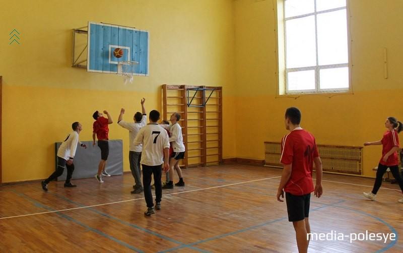 Спортивный праздник в Теребежовской школе состоялся 22 февраля