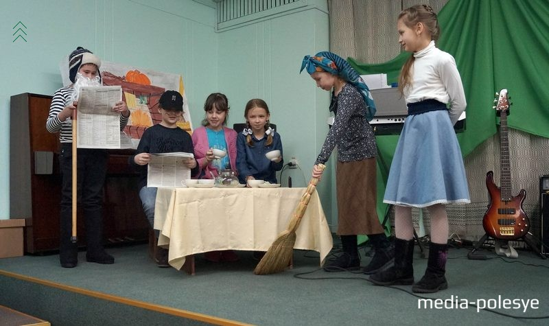Поучительные сценки от учеников школы добрых дел