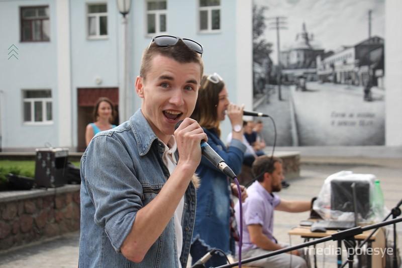 Андрей Дубинич из Лунинца