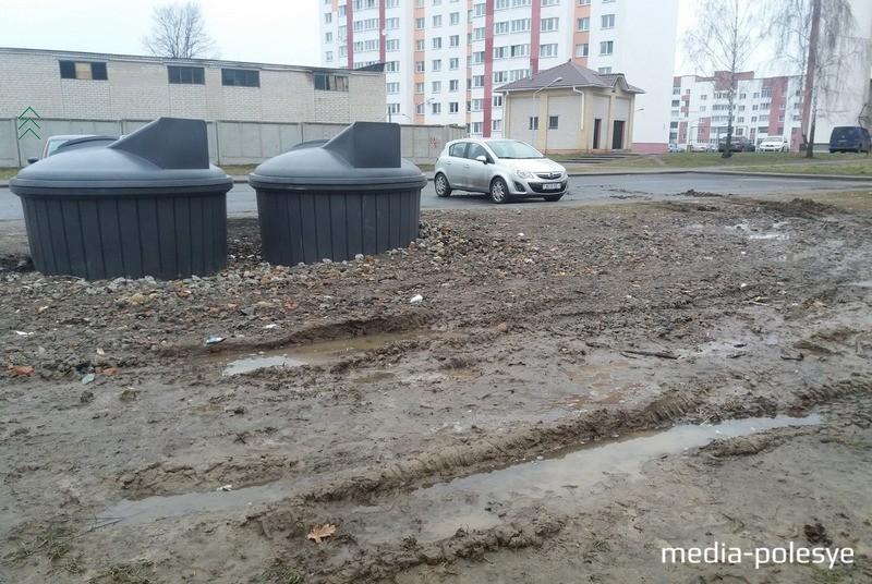 Фотографии возмущённого читателя с улицы Клещёва