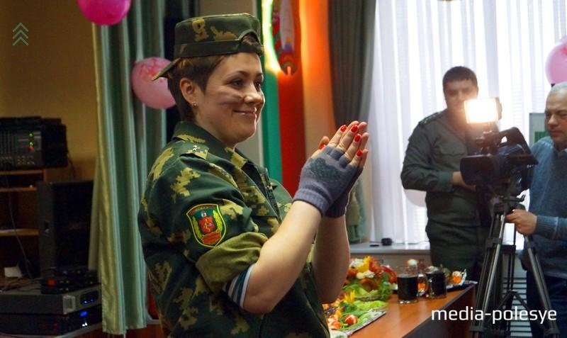 Ирина Дубенецкая зажигала публику
