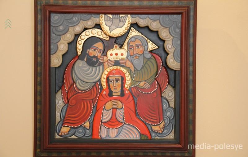 Роман Зеленко (Украина) «Коронование Богоматери»