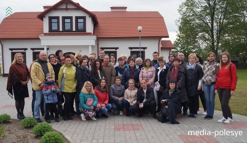 Экскурсия в Музей Наполеона Орды в деревне Вороцевичи