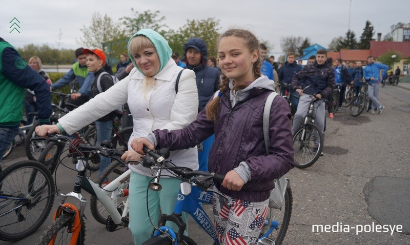 Ольга и Дарья за здоровый образ жизни