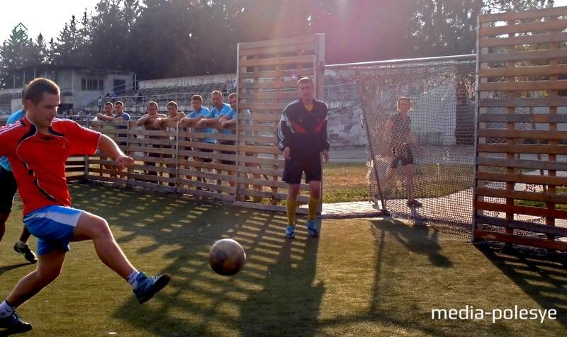 Чемпионат города по мини-футболу 2014
