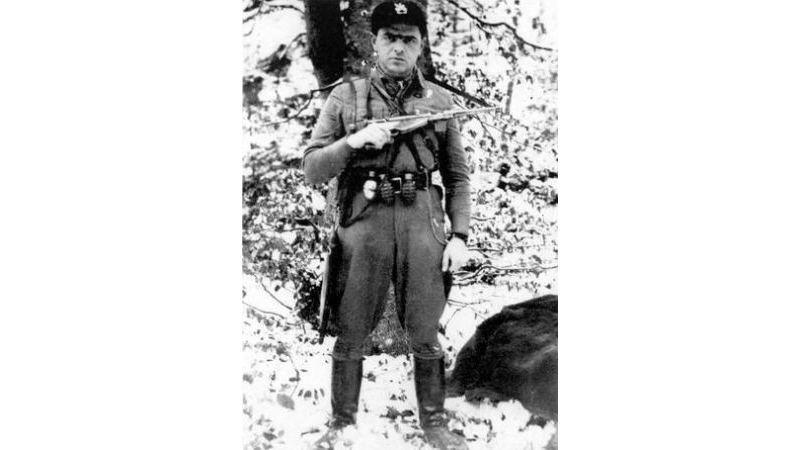 Поручик Ян Пивник «Понурый» провёл блестящую операцию по освобождению польских партизан. Фото из соцсетей