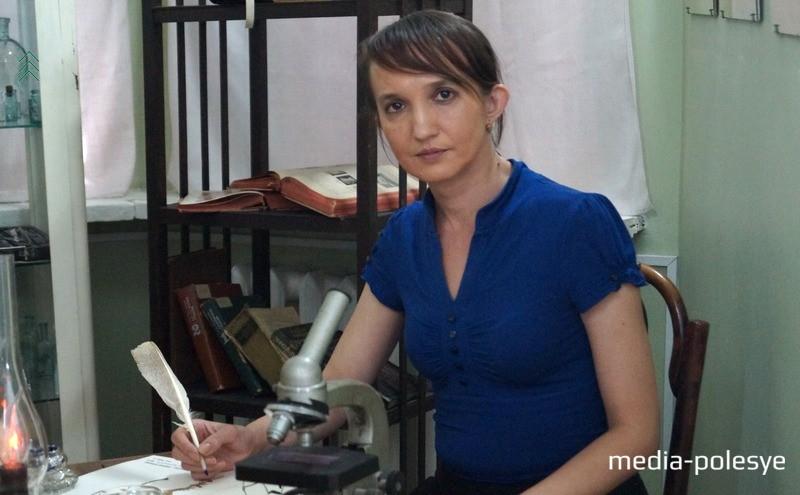 Светлана Цилимова считает, что первая аптека на территории современной Беларуси находилась в Пинске