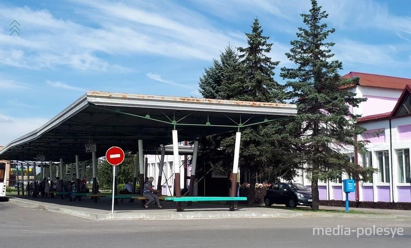 Автовокзал в Столине