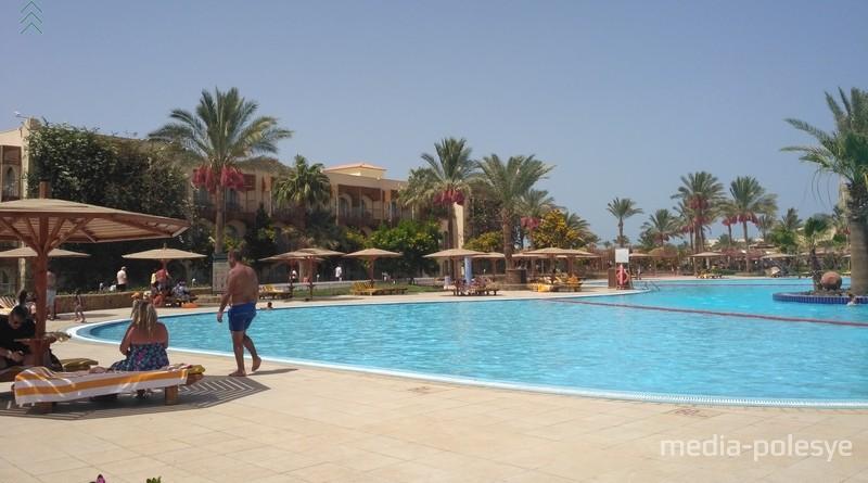 Отель «Десерт Роз» в Египте соответствует статусу
