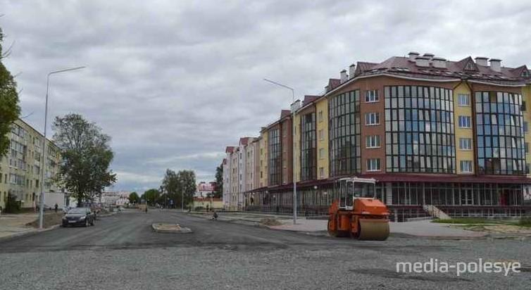 Участок улицы Первомайской, на котором прошло повреждение трубопровода, реконструировали в 2016 году