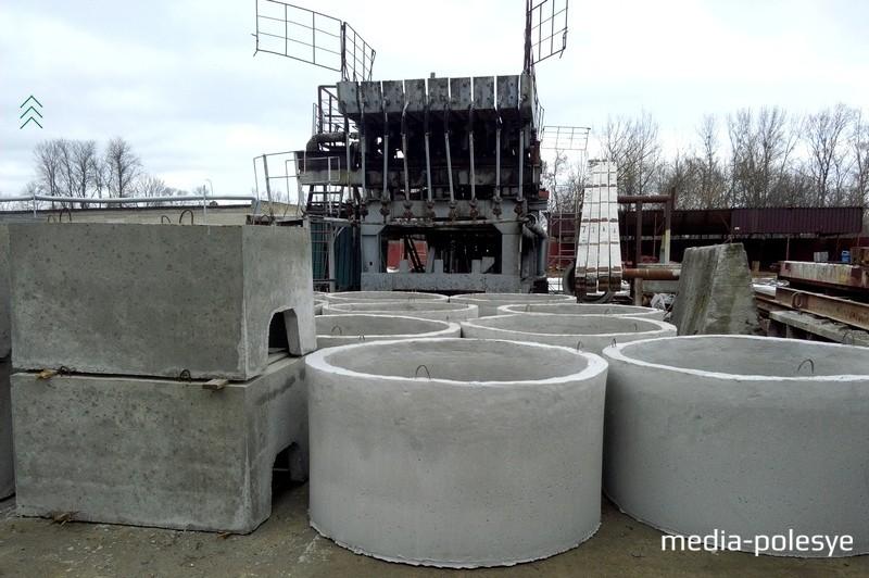 Кольца железобетонные предлагаются следующих диаметров: 1 метр, 1,5 метра и 2,0 метра