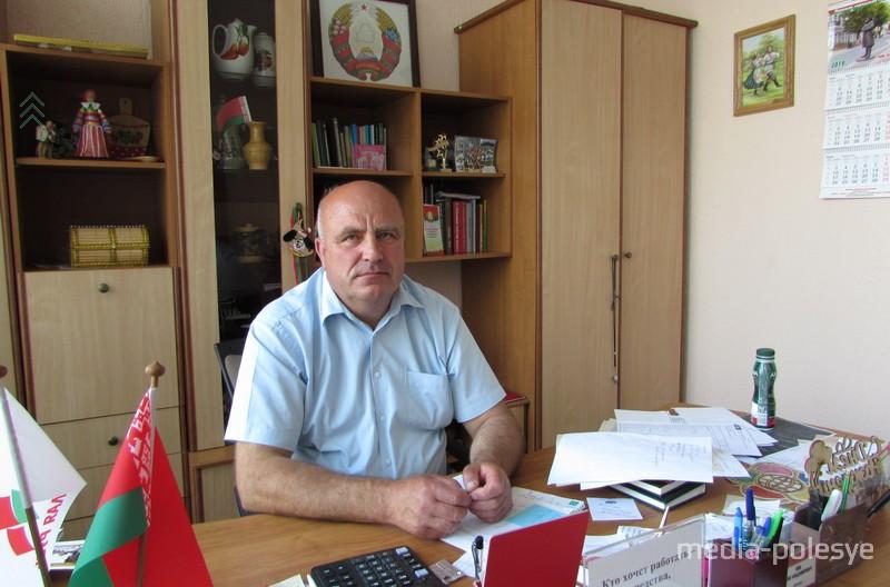 Олег Владимирович Жук