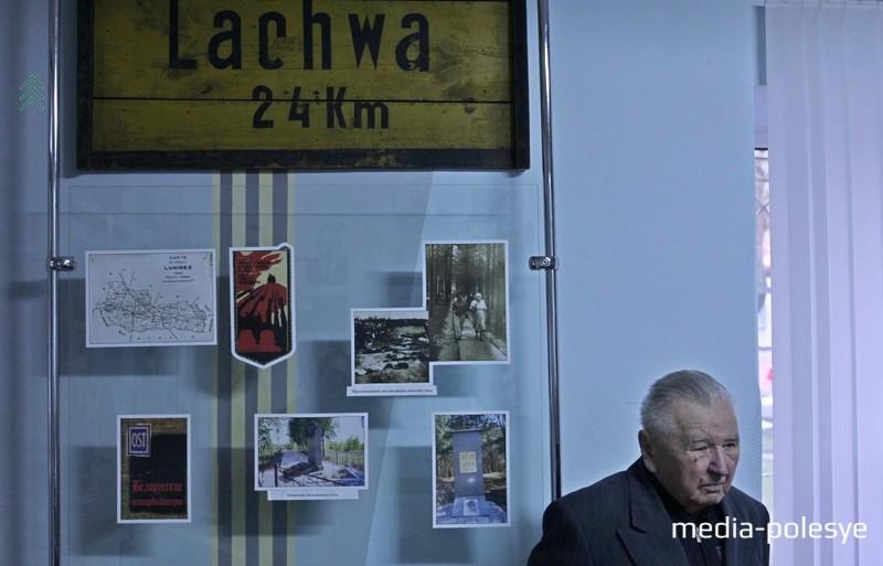 Председатель ветеранской организации Павел Добринец рассказал о значимости сохранения памяти о военных событиях