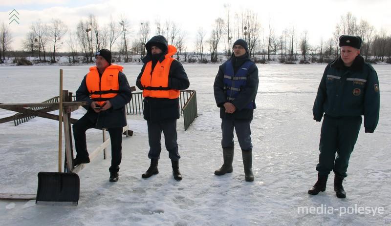 Спасатели готовы прийти на помощь