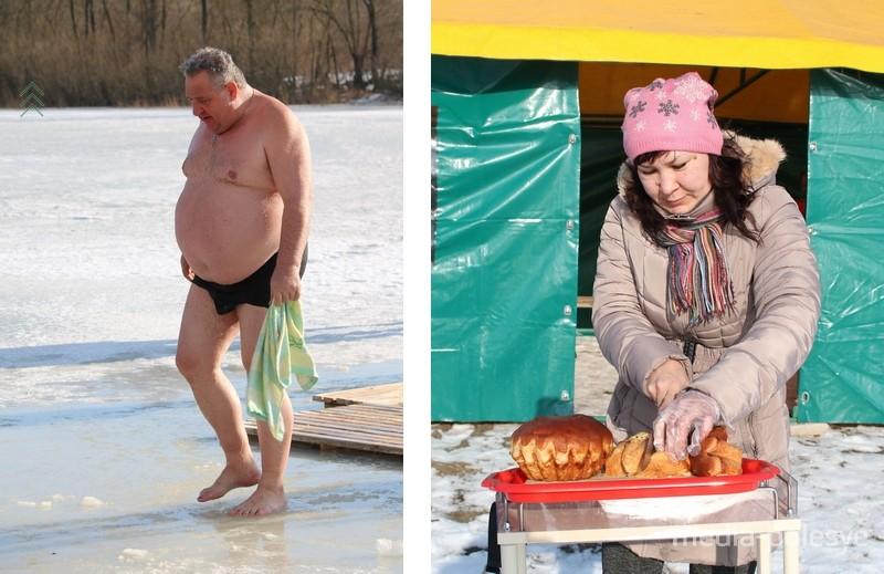И совсем не холодно...       Кофе и бутерброд? Пожалуйста!