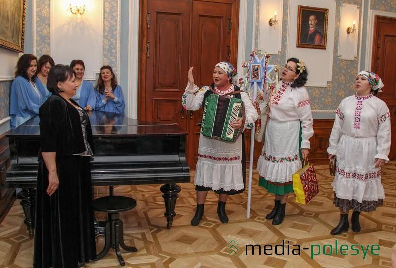 Ірына Ляшкевіч, Анжэла Ляшкевіч, Таццяна Нагар
