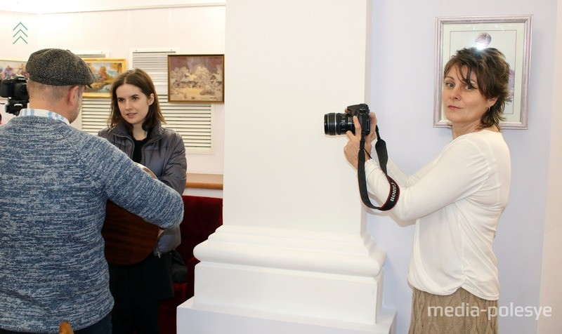 Ирина Шепелевич, автор проекта и отличный фотограф