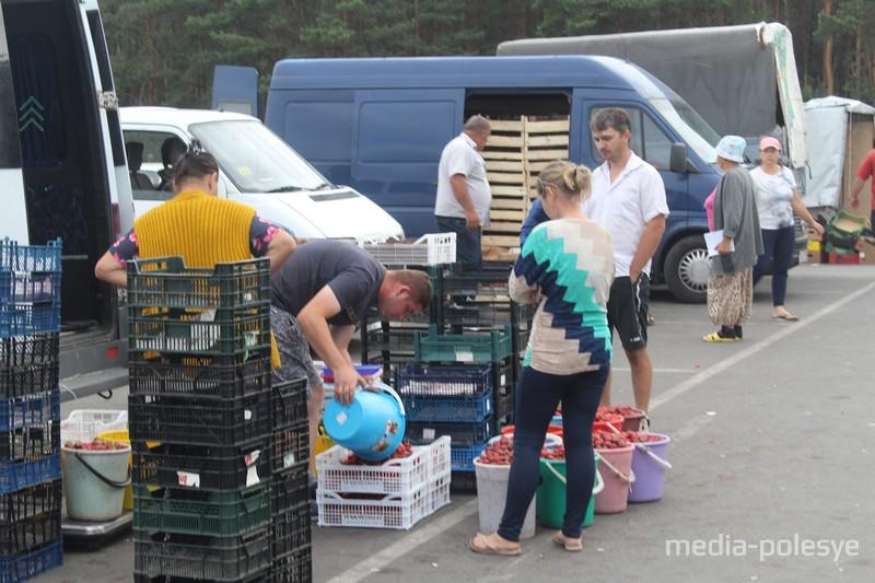 Как живёт клубничный рынок в последние дни этого сезона?