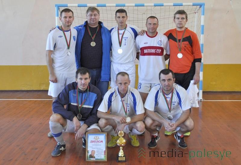 Серебряные призёры – команда =Базар=