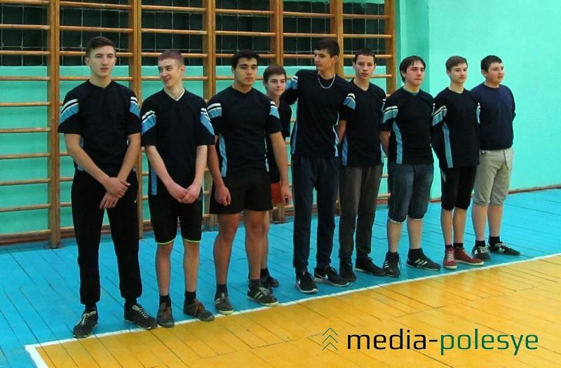 Команда учеников