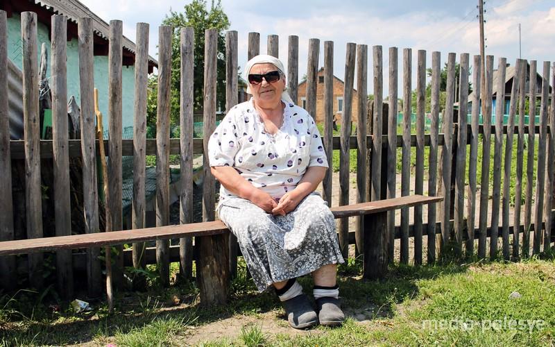 Мария Гавриловна живёт на улице Набережной вот уже 51 год, помнит все предыдущие наводнения
