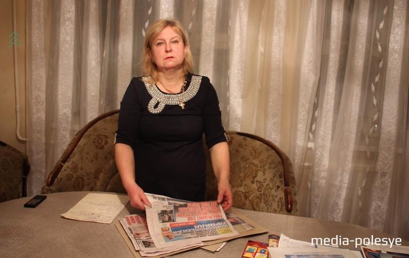 Светлана Коржич, фото из архива МП