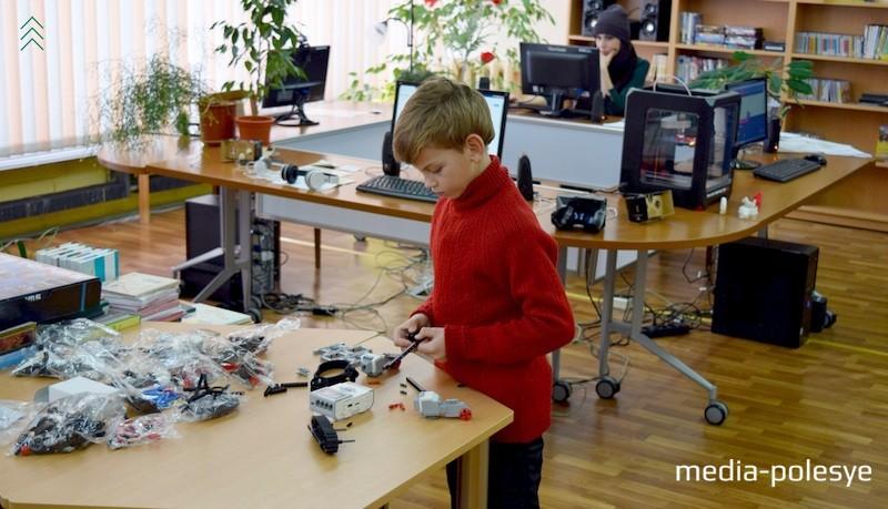 Любишь с роботом играться – люби робота и собрать обратно