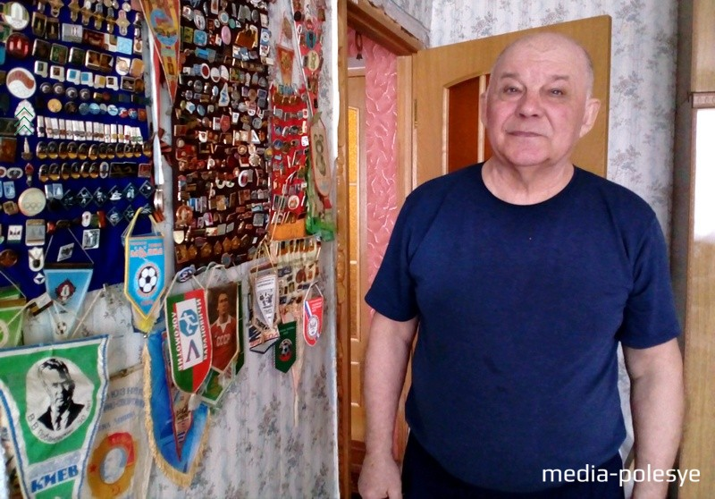 В коллекции Михаила Михайловича более 2 тысяч экземпляров