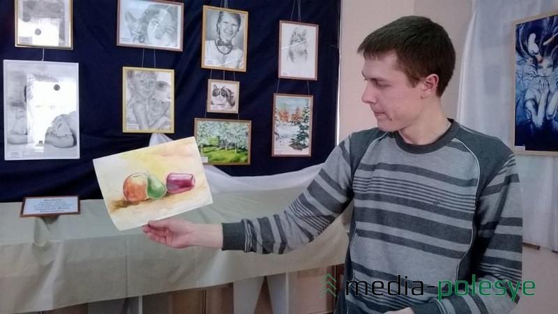 Сергей Скиба объясняет тонкости работы