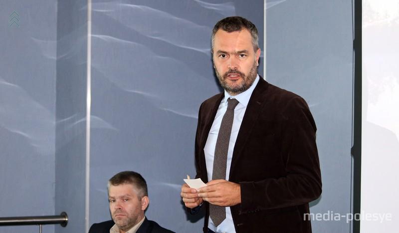 Руководитель Европейского отдела Франкфуртского зоологического общества Михаэль Бромбахер
