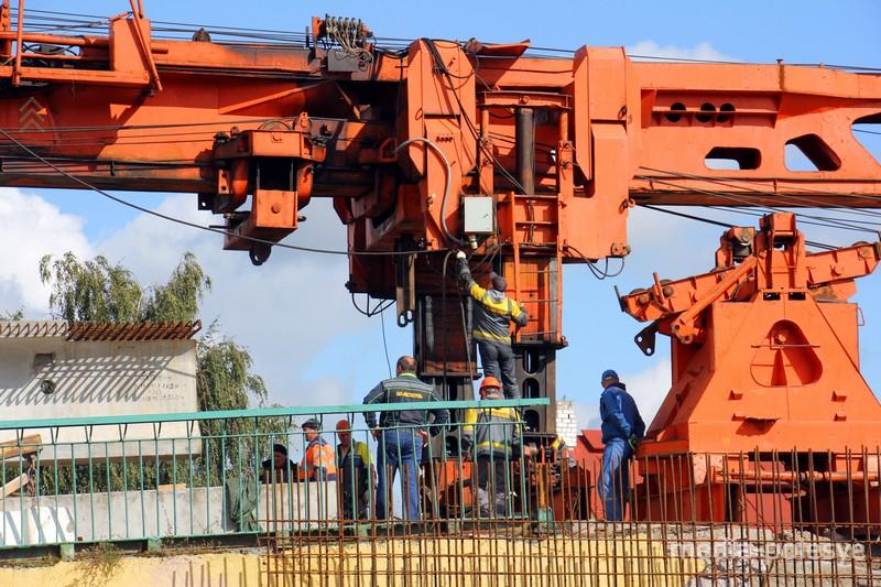 Мостостроители – профессионалы своего дела