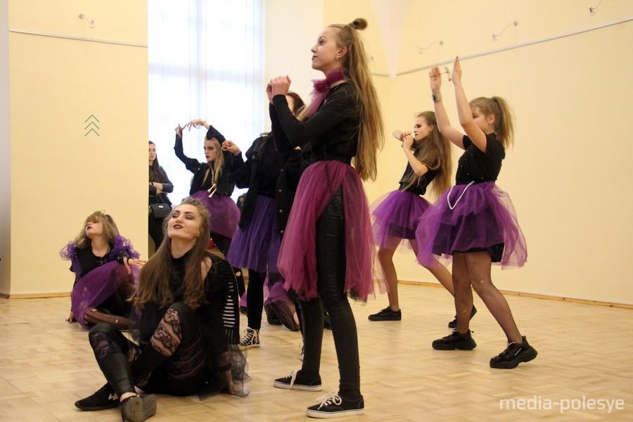 Танцевальный коллектив «Навигатор»