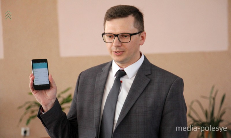 Начальник отдела технических экспертиз УГКСЭ по Брестской области Сергей Шука, рассказывает о хитростях программных оболочек смартфонов