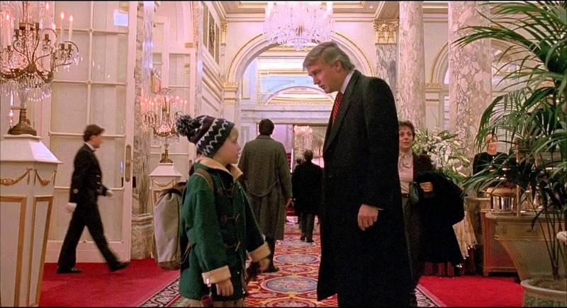 «Один дома 2: Затерянный в Нью-Йорке» (1992 год). Скриншот видео