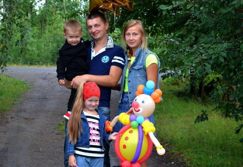 Счастливая семья Орехва