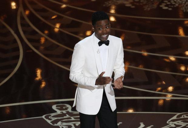 Ведущий церемонии «Оскар» Крис Рок. Фото: Reuters