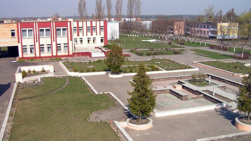Агоргородок Парахонск сегодня. Фото из соцсетей